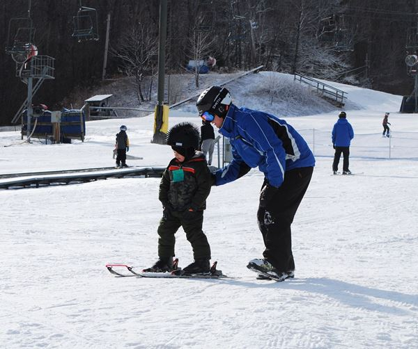 Picture for category Ski Lesson Programs