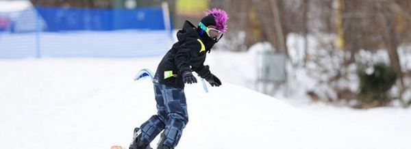 Picture for category Snowboard Lesson Programs